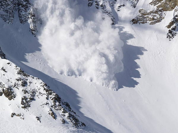 Wall Art - Photograph - Avalanche IIi by Bill Gallagher