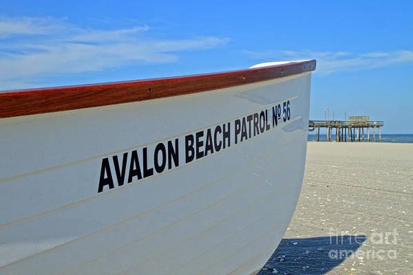 Photograph - Avalon Beach by Geoff Crego