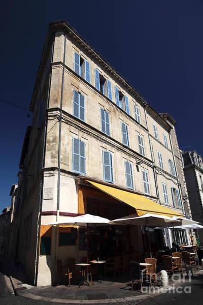 Photograph - Avignon Angles by John Rizzuto