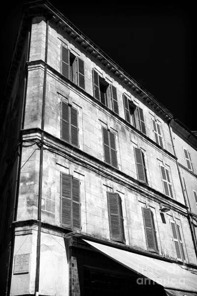 Photograph - Avignon Dimensions by John Rizzuto