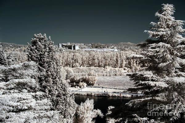 Photograph - Avignon Landscape by John Rizzuto