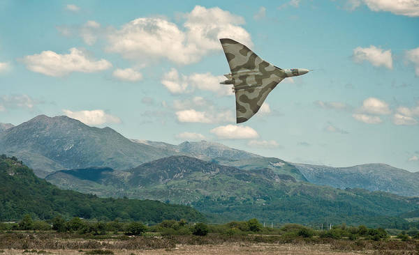 Avro Vulcan Wall Art - Photograph - Avro Vulcan by Jason Green