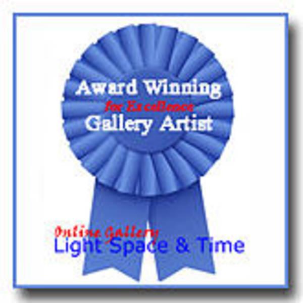 Painting - Award by Karen Zuk Rosenblatt