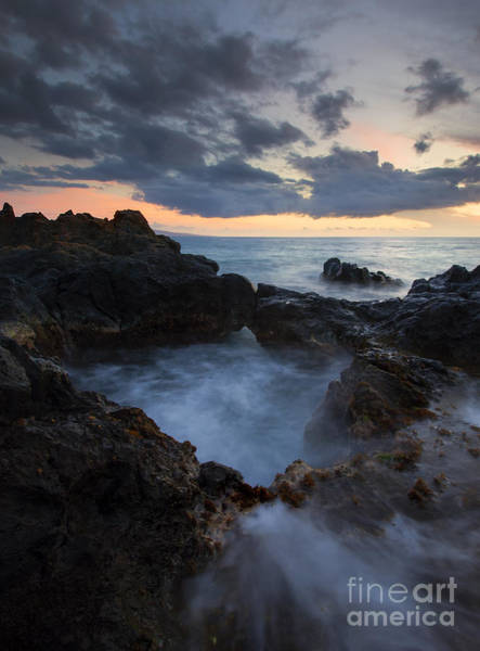 Kihei Photograph - Awash by Mike  Dawson