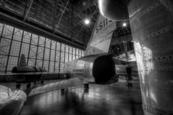 Photograph - Awesome Aluminum F-107 by David Dufresne