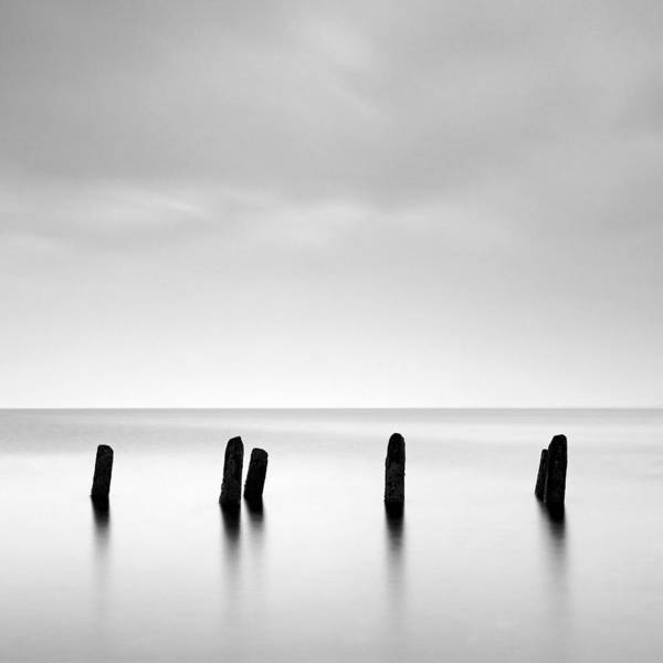 Photograph - Ayrshire Coast by Grant Glendinning