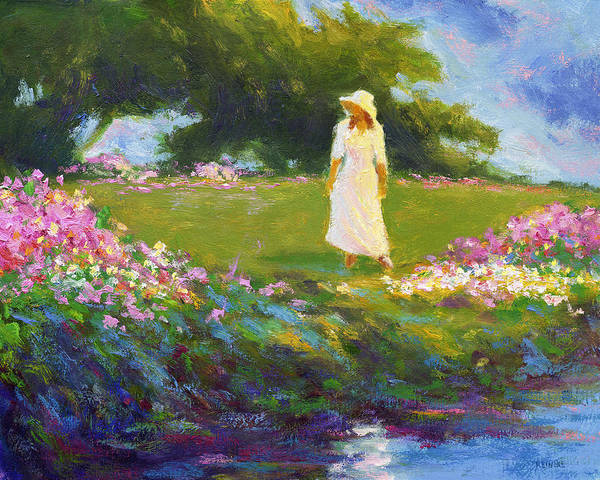 Painting - Azalea by Vernon Reinike