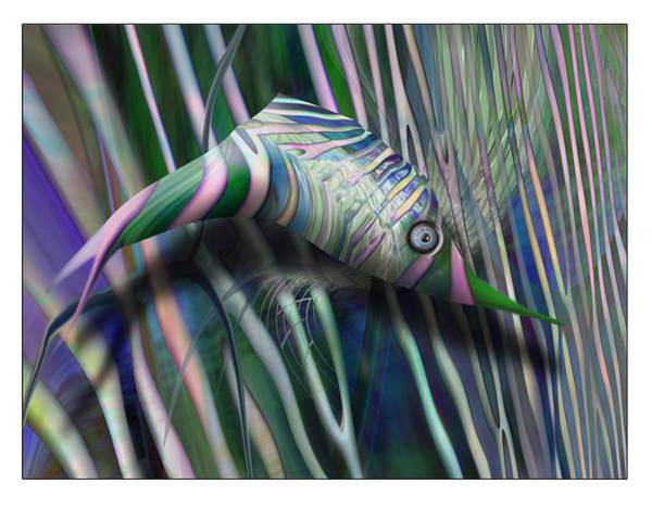 Digital Art - Aztec Party Redux by Steve Sperry