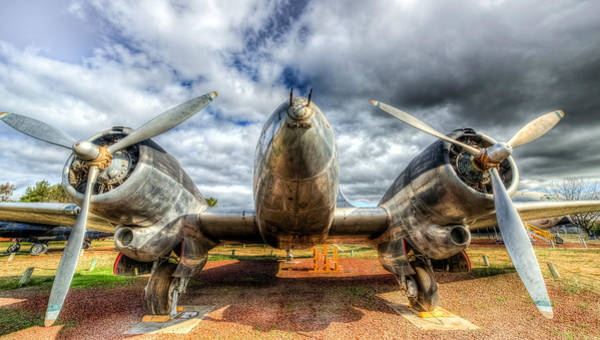 Photograph - B23 by Mike Ronnebeck