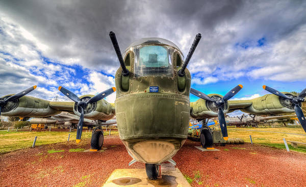 B24 Photograph - B24 by Mike Ronnebeck