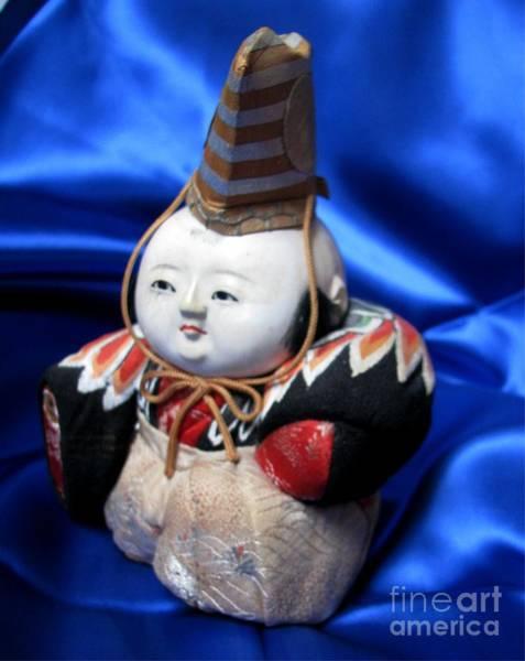 Made In Japan Wall Art - Photograph - Baby Buddha by Judyann Matthews
