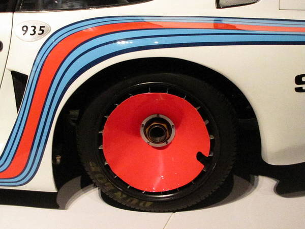 Racing Shell Photograph - Baby Wheel by Kelly Mezzapelle