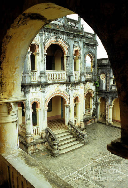 Photograph - Bac Ha Old Colonial 02 by Rick Piper Photography