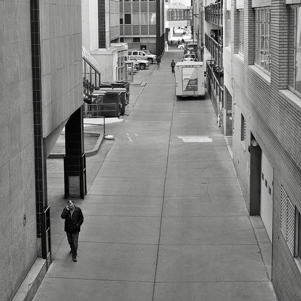 Photograph - Back Alley Dealer by Trever Miller