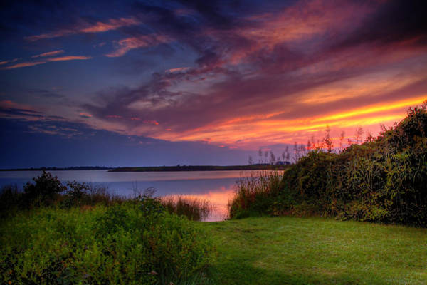 Photograph - Back Bay Dusk by Pete Federico