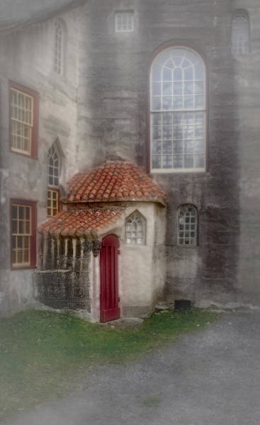 Photograph - Back Door To The Castle by Susan Candelario
