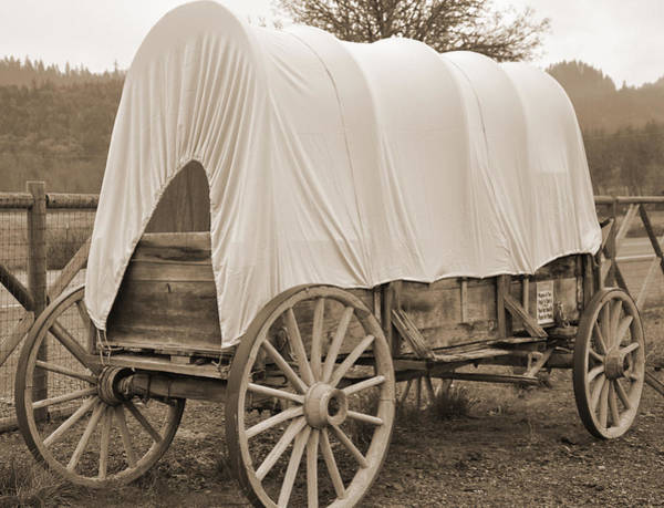 Digital Art - Back That Wagon Up by Kirt Tisdale
