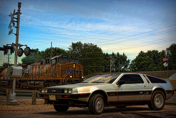 Photograph - Back To The Future by Tim McCullough