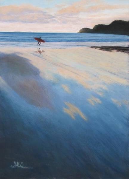 Pastel - Back Tomorrow  by Serena Dawson