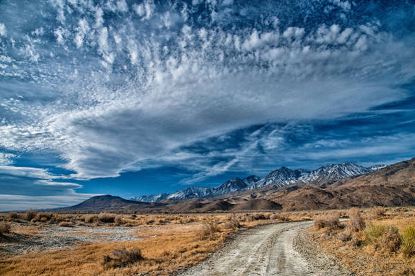 Dirt Roads Photograph - Backroads by Cat Connor