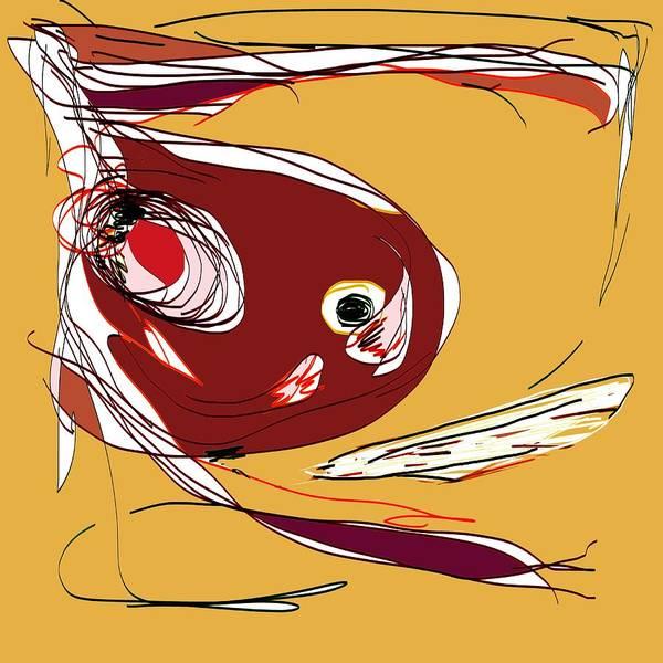Digital Art - Bad Egg by Laureen Murtha Menzl