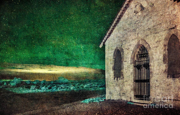 Photograph - Bad Moon Rising by Russell Brown