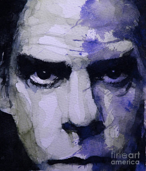 Seed Wall Art - Painting - Bad Seed by Paul Lovering