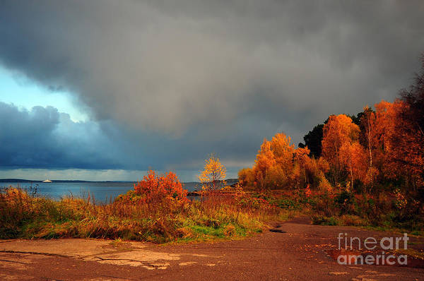 Photograph - Bad Weather Coming by Randi Grace Nilsberg