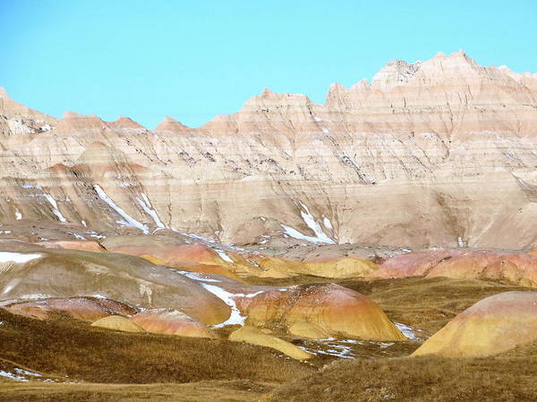 Photograph - Badlands Beauty by Fiskr Larsen