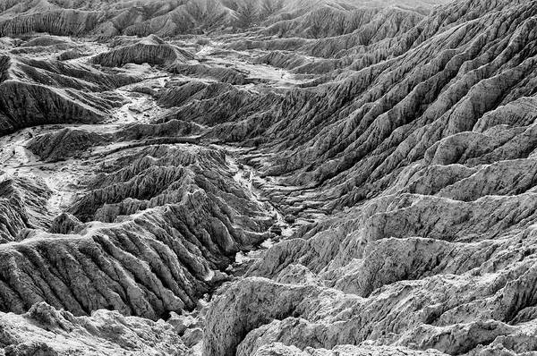 Photograph - Badlands Of Great American Southwest - 4 by Photography  By Sai