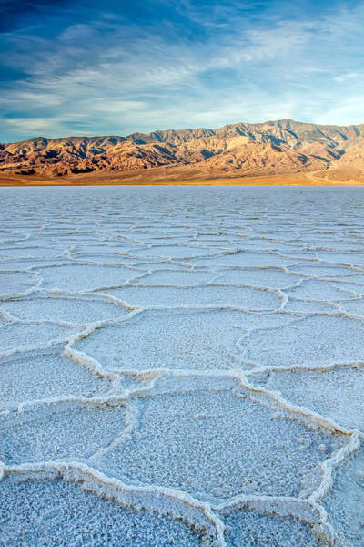 Photograph - Badwater Sunrise by Pierre Leclerc Photography