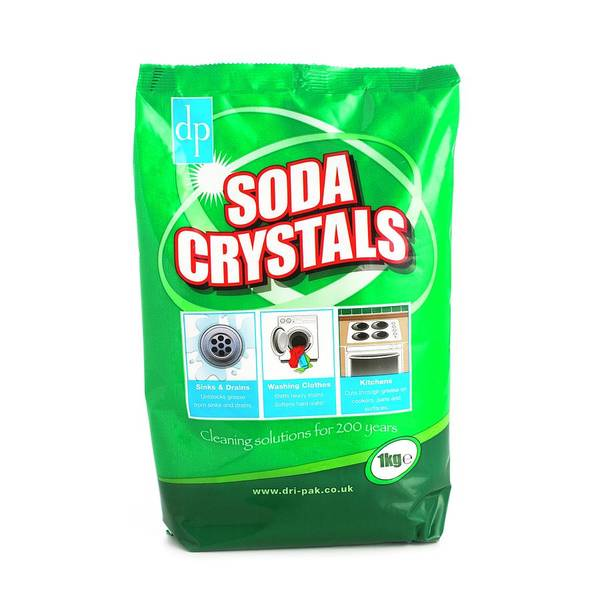 Wall Art - Photograph - Bag Of Soda Crystals by Science Photo Library