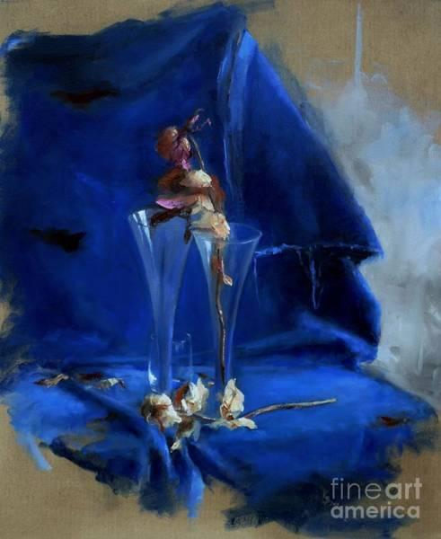 Dominate Painting - Bagatella by Karina Plachetka