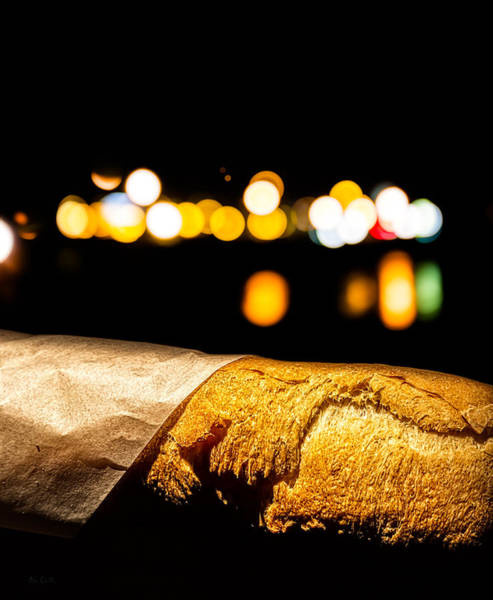 Photograph - Baguette Noir by Bob Orsillo