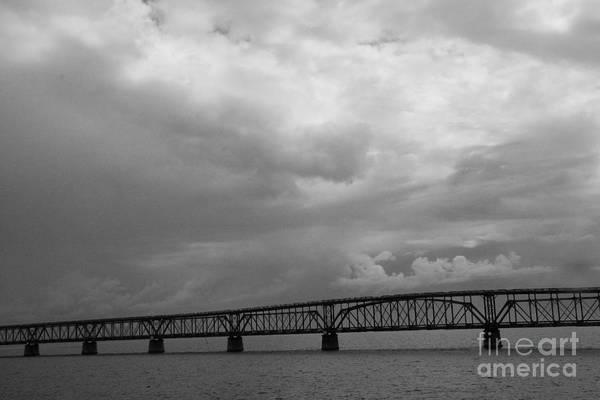 Flagler Photograph - Bahia Honda Rail Bridge  by Christiane Schulze Art And Photography