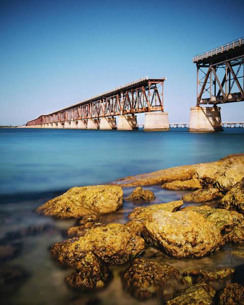 Bahia Honda Photograph - Bahia Honda State Park Florida by Ferrantraite