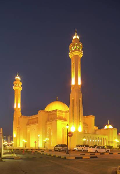Bahrain Photograph - Bahrain. Manama. The Al Fateh Grand by Buena Vista Images