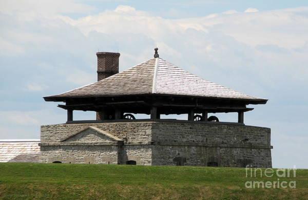 Photograph - Bake House At Old Fort Niagara by Rose Santuci-Sofranko