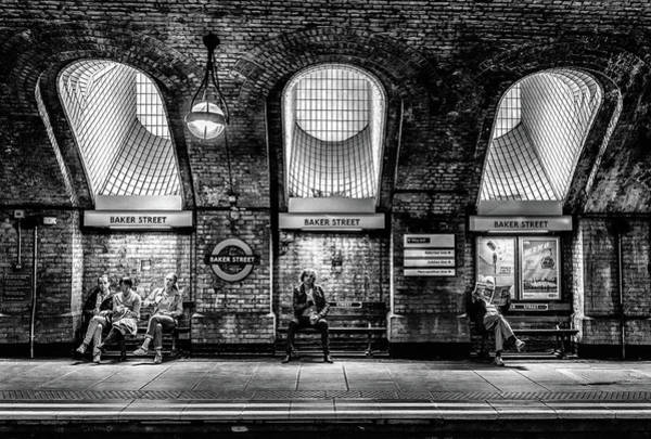 Wall Art - Photograph - Baker Street by Marc Pelissier
