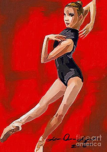 Painting - Balance by Lisa Owen-Lynch