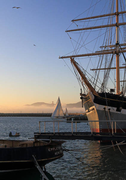 Photograph - Balclutha Mike-hope by Michael Hope