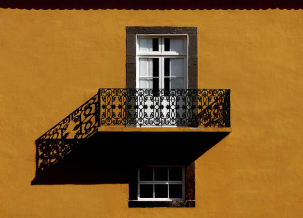 Wall Art - Photograph - Balcon by Hans-wolfgang Hawerkamp