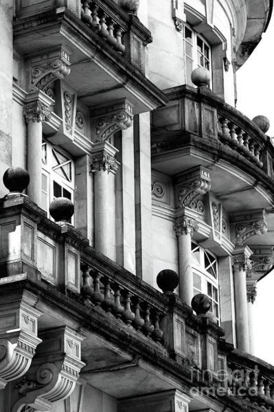 Photograph - Balconies In Bogota by John Rizzuto