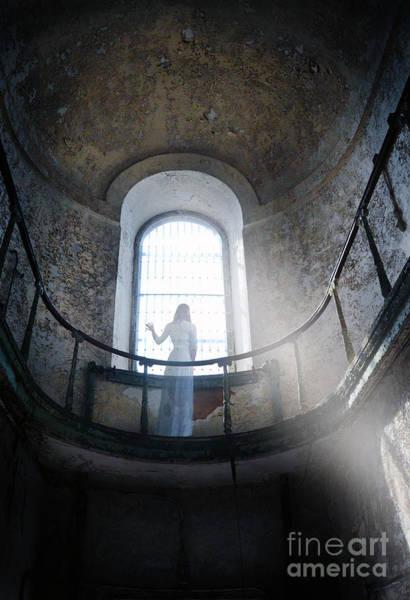 Wall Art - Photograph - Balcony Ghost by Jill Battaglia