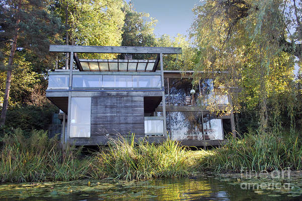 Photograph - Baldwin House by Bill Thomson