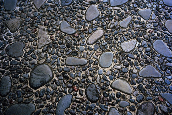 Photograph - Abstract Stones by Shaun Higson