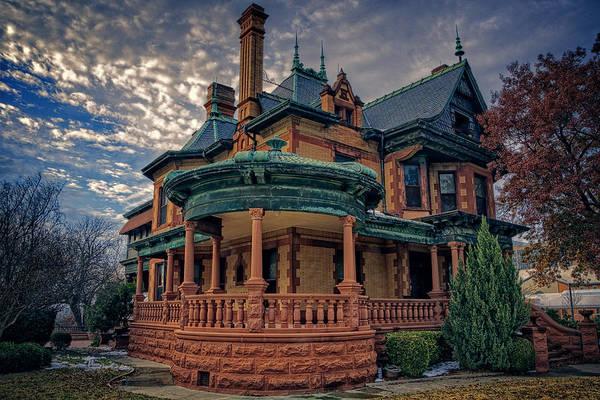 Photograph - Ball Eddleman Mcfarland House by Joan Carroll