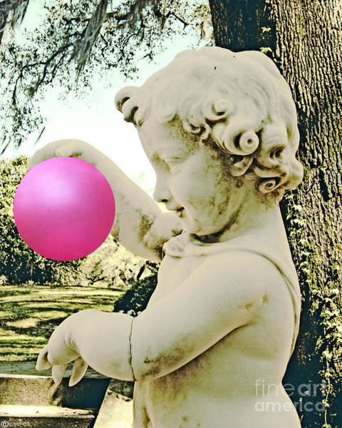 Digital Art - Ball In Play With Rolling Roger by Lizi Beard-Ward