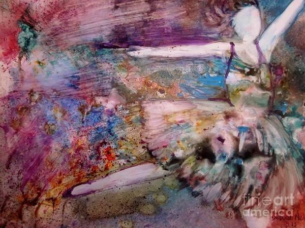 Painting - Ballerina by Deborah Nell