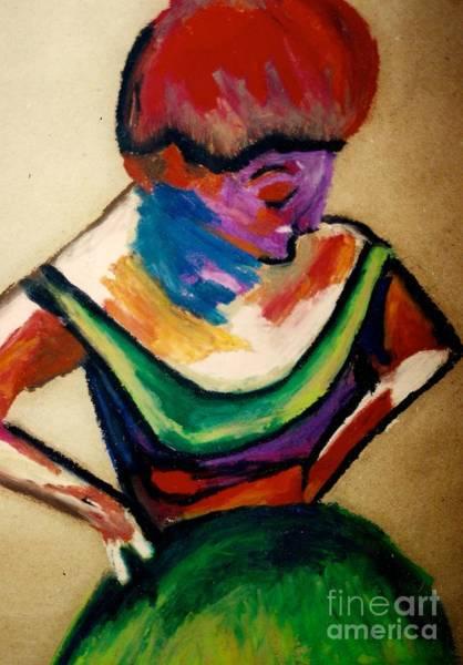 Pastel - Ballerina by Jon Kittleson